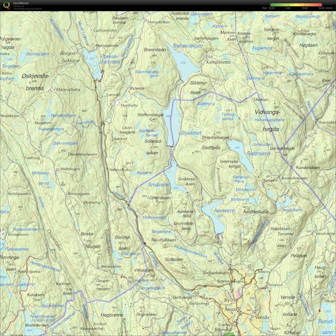 Nordmarka_20150503_Plassedammen_Lommedalen_